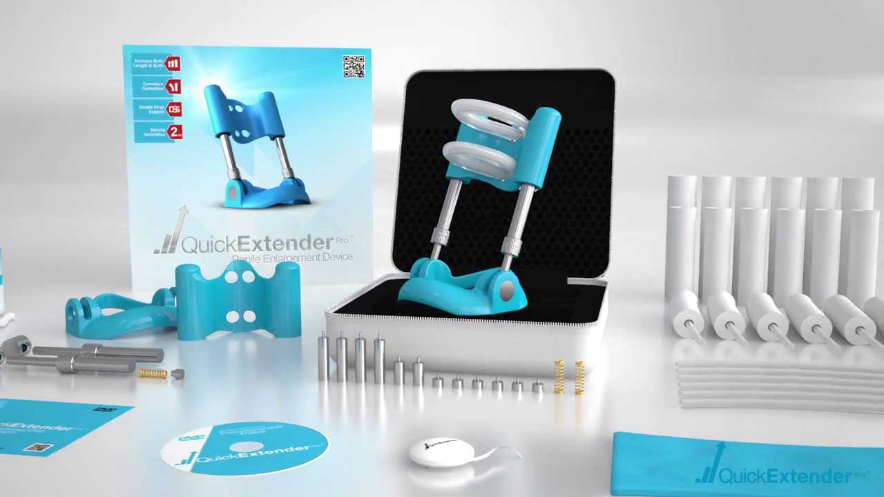 Quick Extender Pro Deluxe Standard Edition