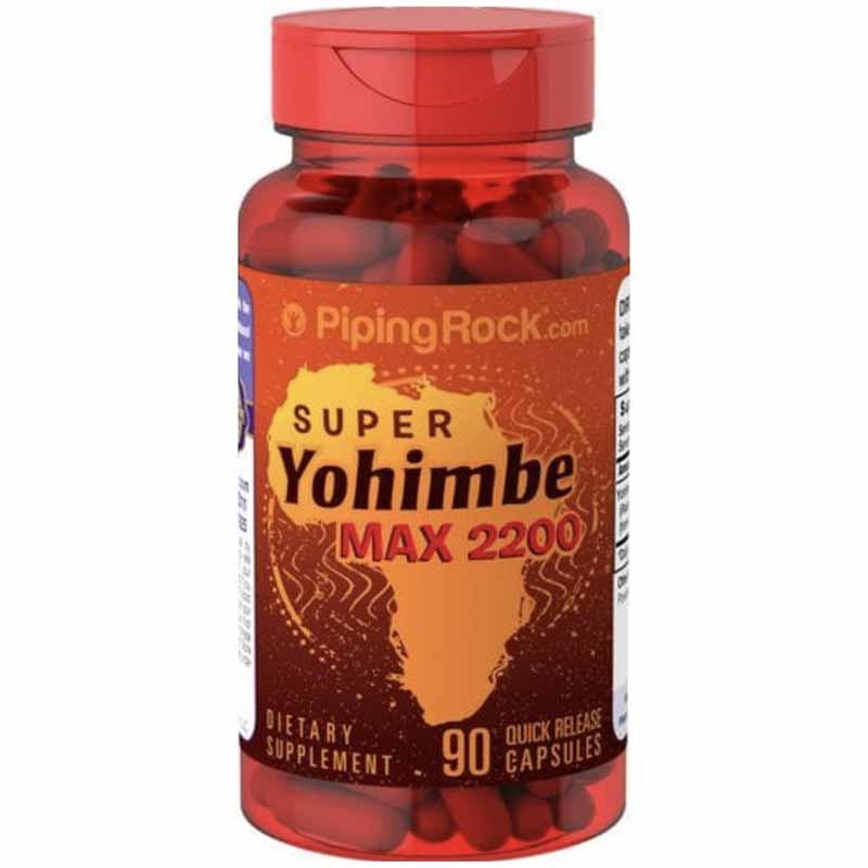 yohimbine aphrodisiaque naturel pour augmenter la libido chez les hommes