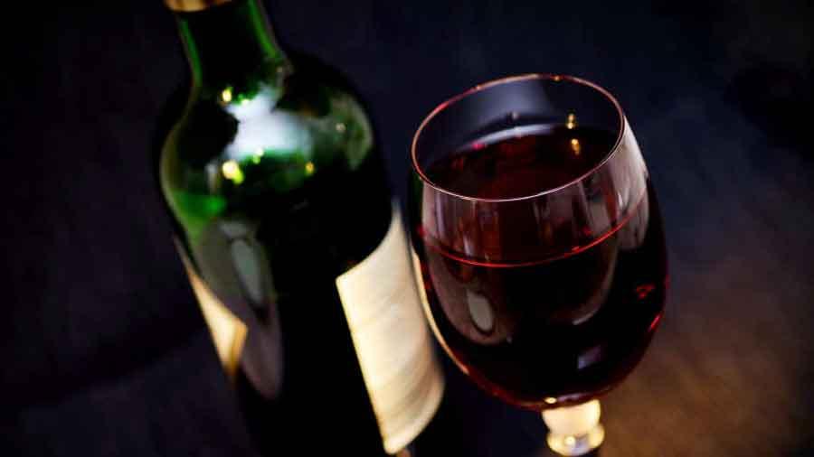 consommation de vin rouge pour circulation sanguine