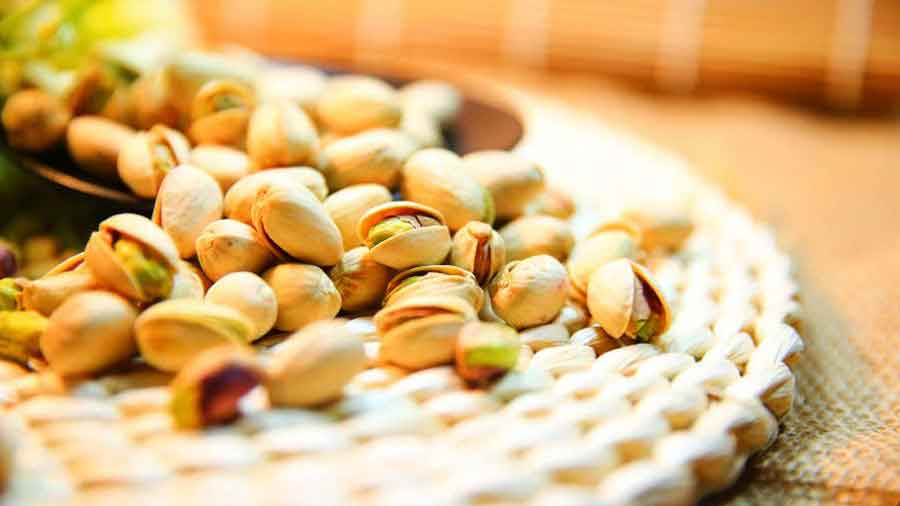 consommer la pistache pour une bonne érection