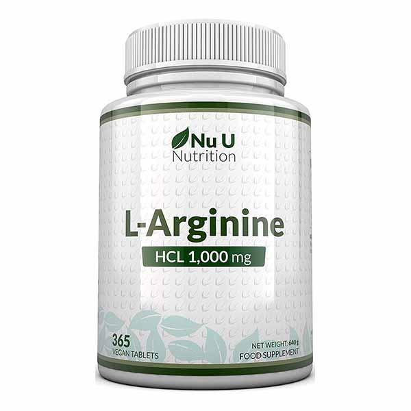 l-arginine supplément alimentaire pour bander