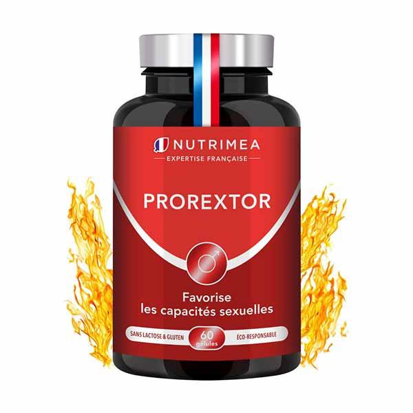 prorextor complément alimentaire pour bander et érection