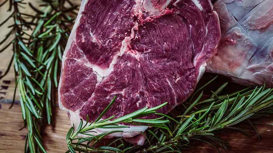 viande rouge aliment pour mieux bander