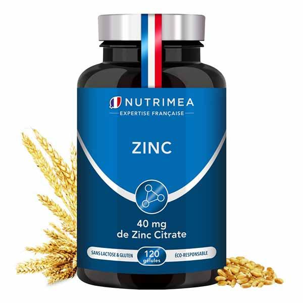 zinc complément naturel pour l'érection