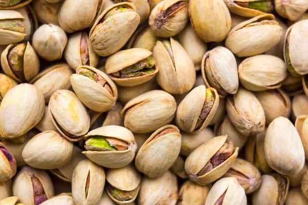 alimentation aphrodisiaque pour homme pistaches
